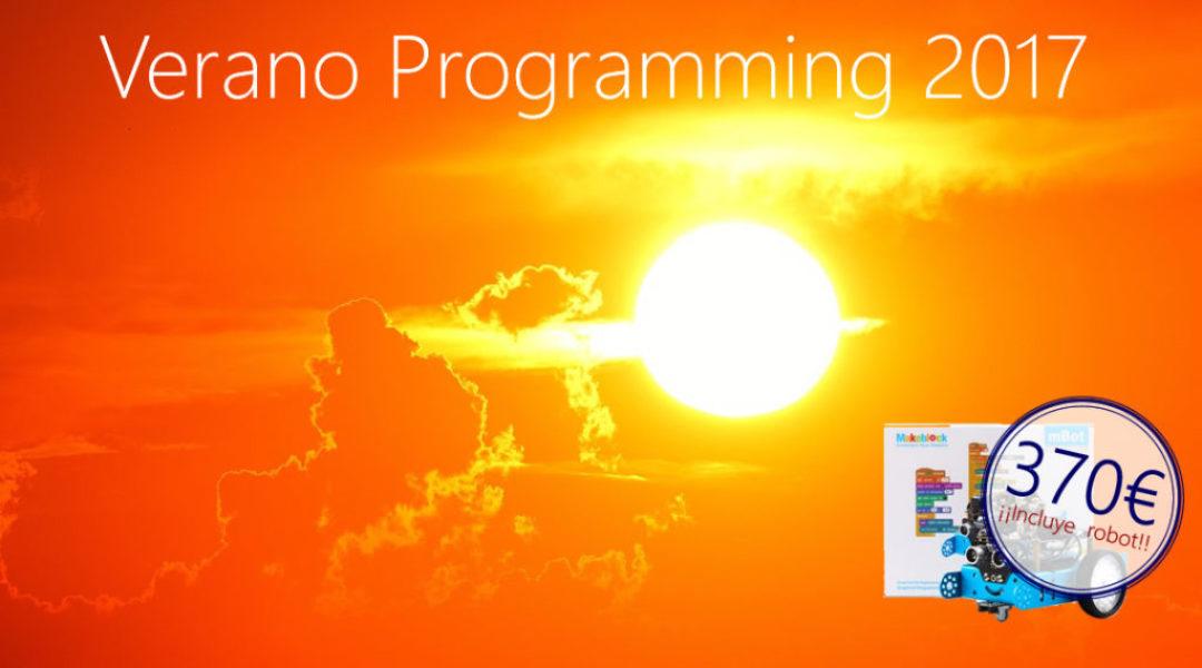 Verano Programming 2017