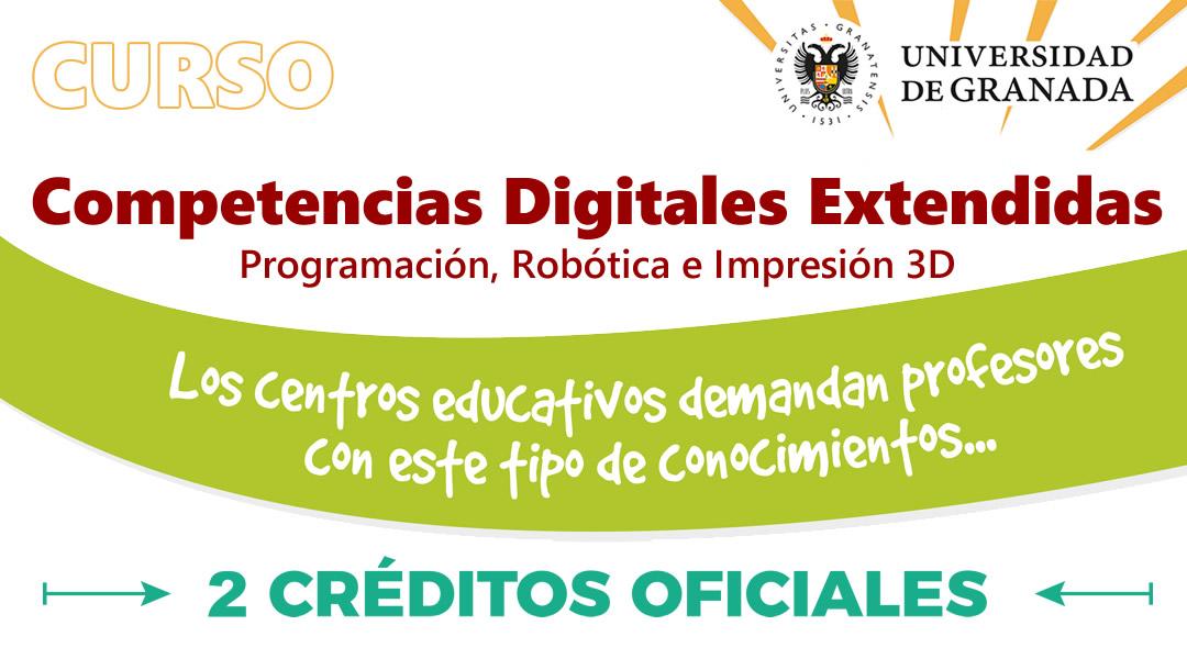 Curso Competencias Digitales Extendidas