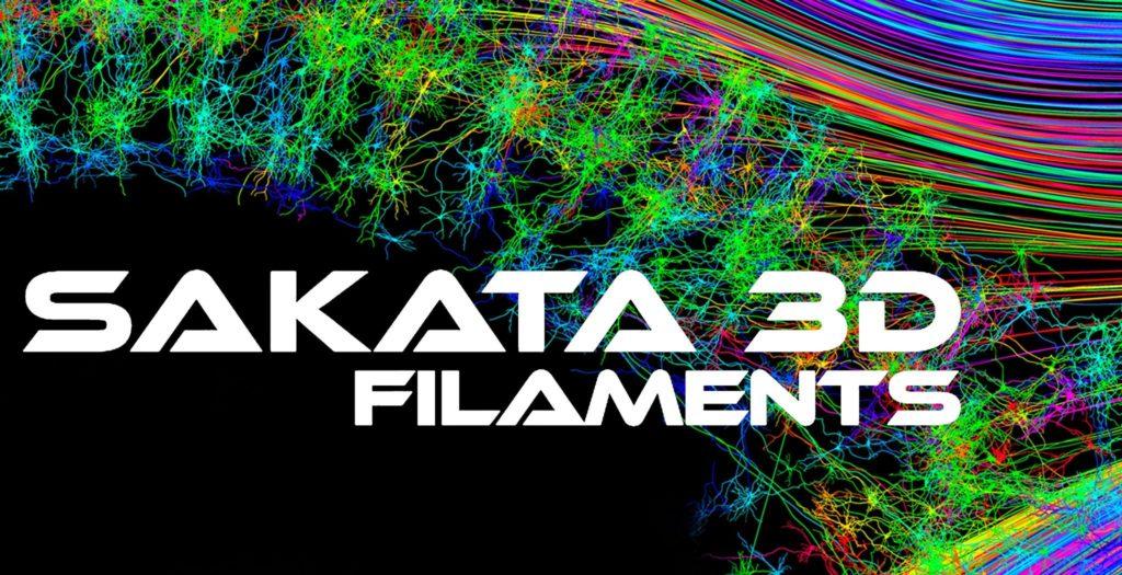 Sakata 3D Filaments