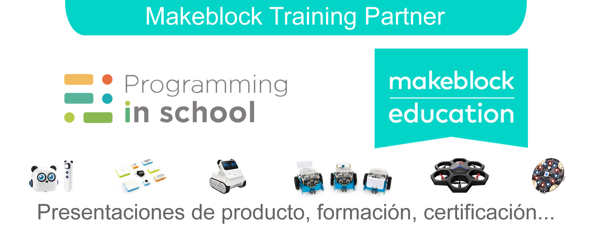 Makeblock Education Partner