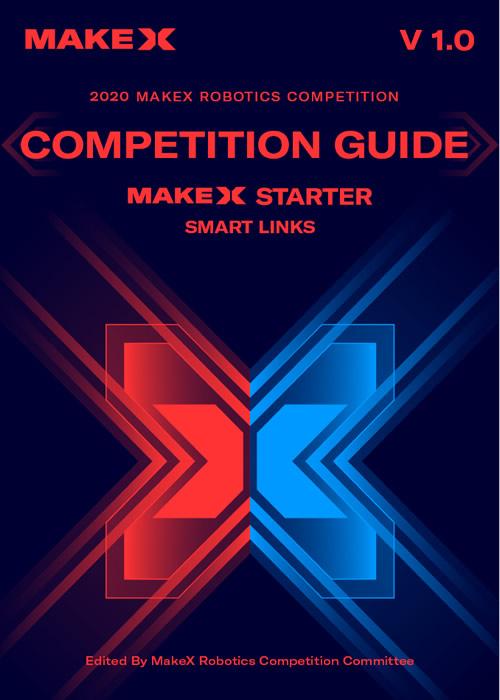 Guía de competición en inglés