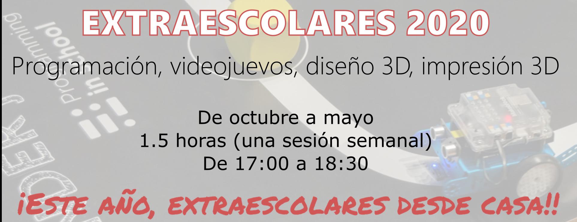 Extraescolares2020